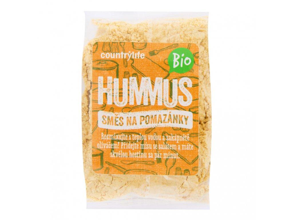 Hummus směs na pomazánky COUNTRY LIFE BIO 200 g