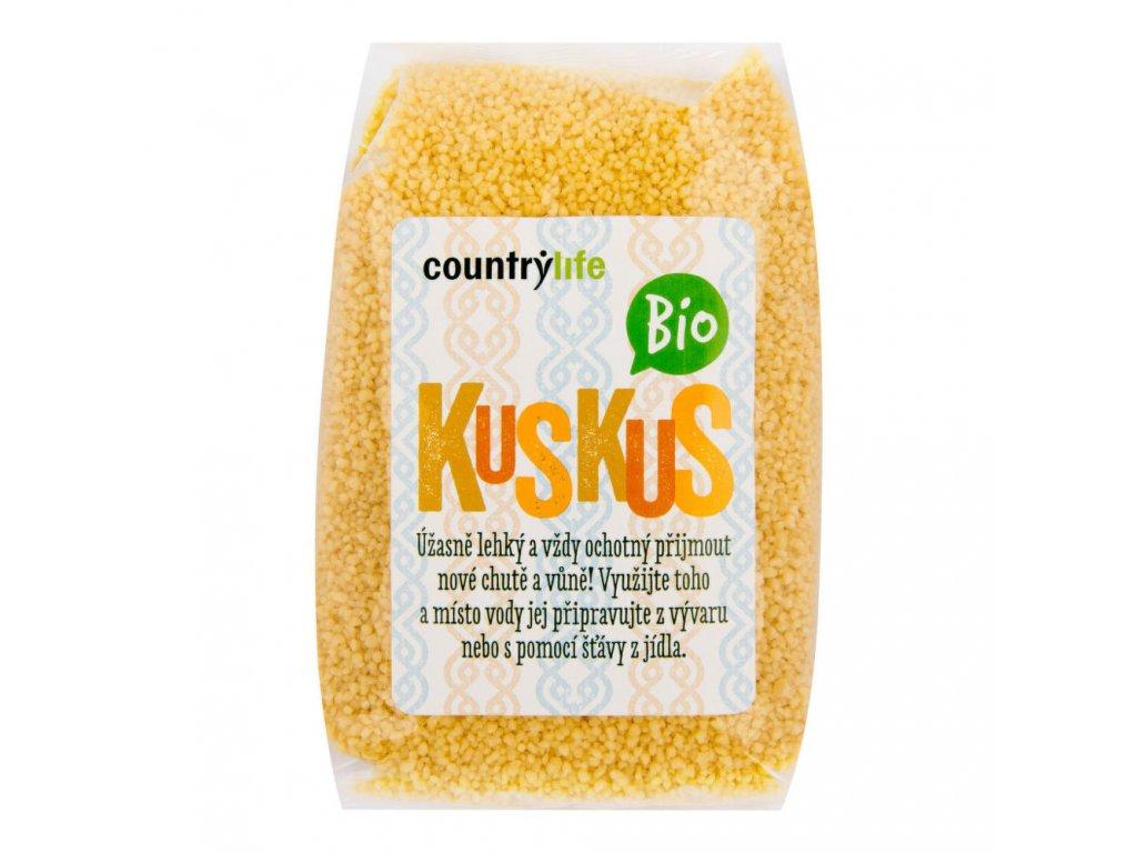 Kuskus COUNTRY LIFE BIO 500 g
