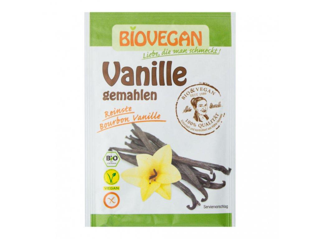 Vanilka mletá BIOVEGAN BIO 5 g