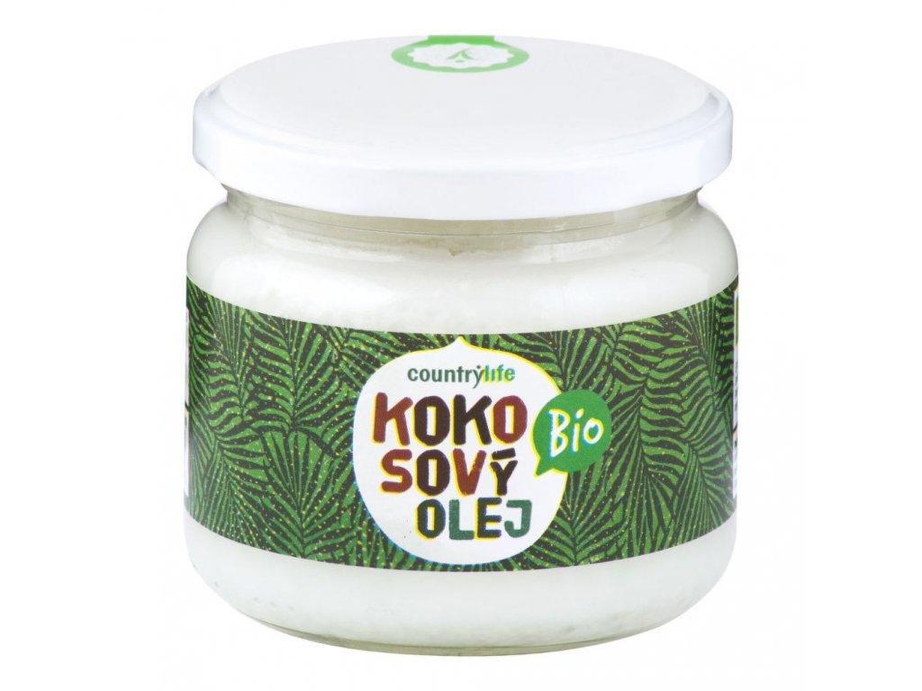 Olej kokosový COUNTRY LIFE BIO 300 ml