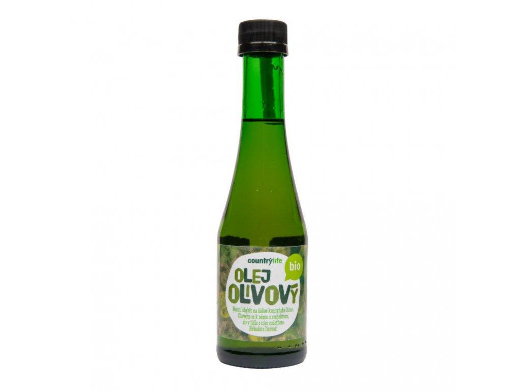 Olej olivový extra panenský COUNTRY LIFE BIO 200 ml