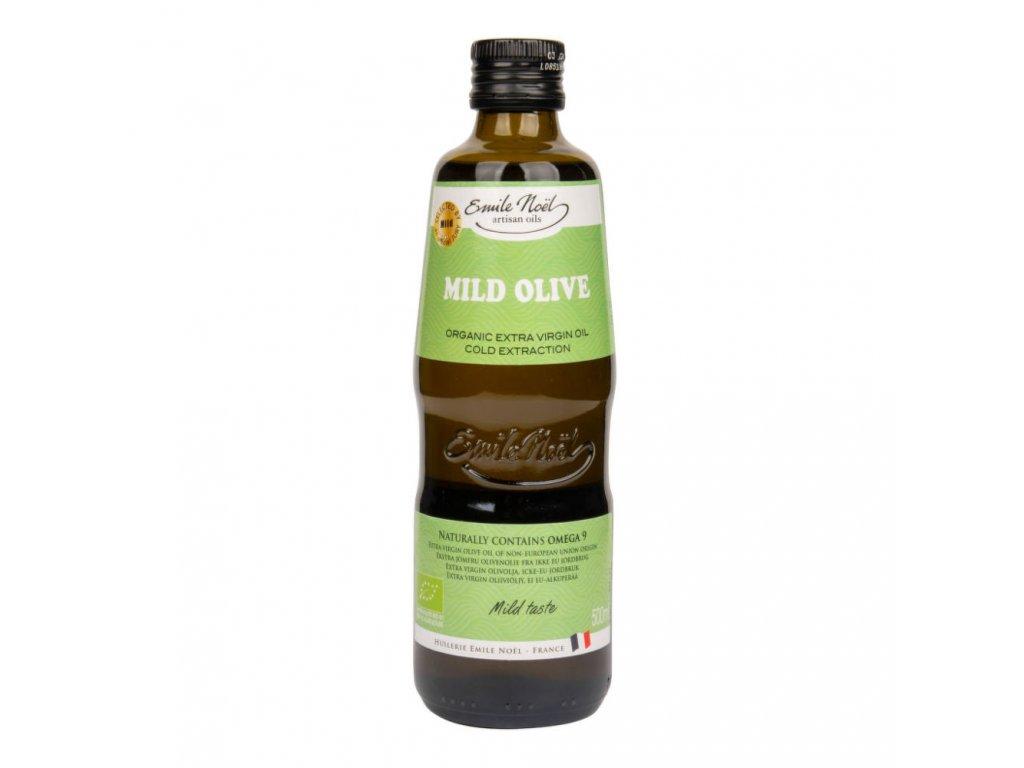 Olej olivový extra panenský EMILE NOËL BIO 500 ml