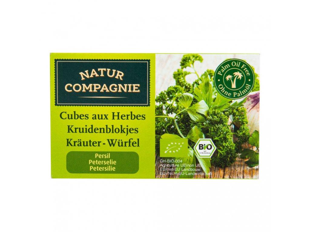 Bujon bylinkový kostky petržel NATUR COMPAGNIE BIO 80 g