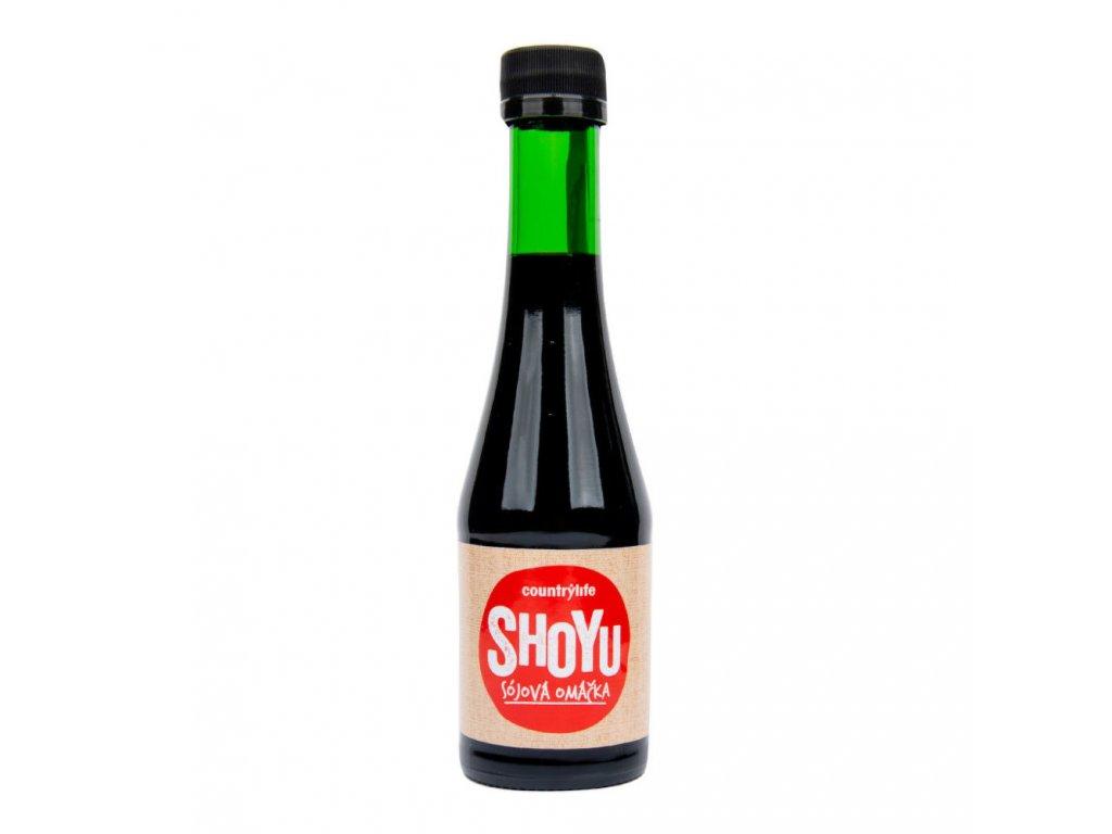Shoyu sójová omáčka COUNTRY LIFE 200 ml