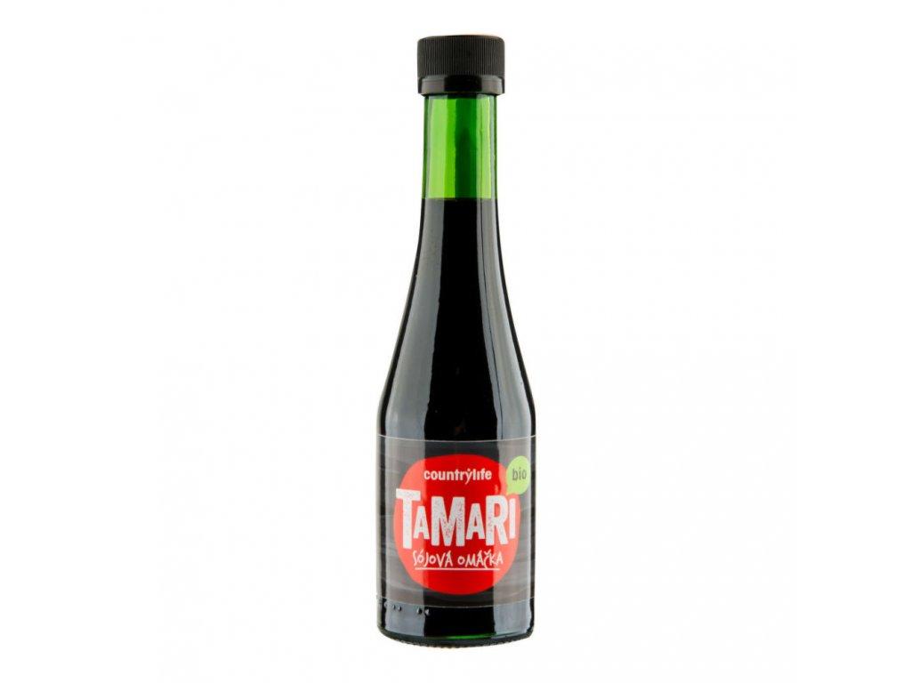 Tamari sójová omáčka COUNTRY LIFE BIO 200 ml