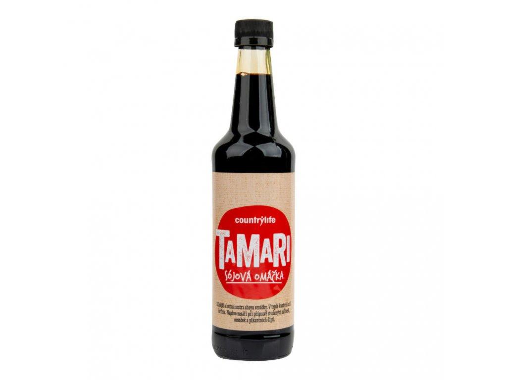 Tamari sójová omáčka COUNTRY LIFE 500 ml