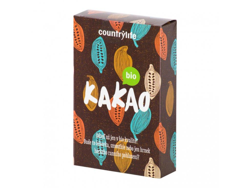 Kakao prášek COUNTRYLIFE BIO 150 g