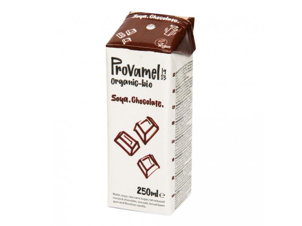 Nápoj sójový čokoládový PROVAMEL BIO 250 ml