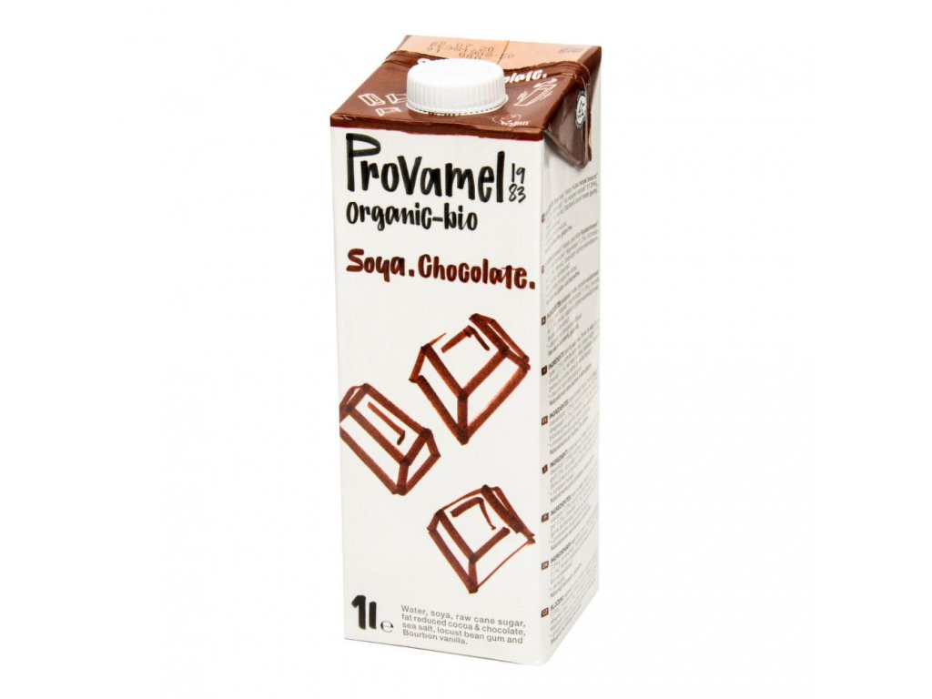 Nápoj sójový čokoládový PROVAMEL BIO 1 l