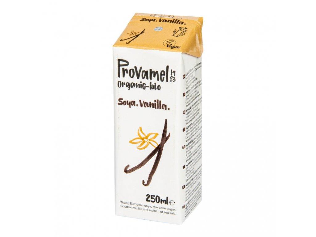 Nápoj sójový vanilkový PROVAMEL BIO 250 ml