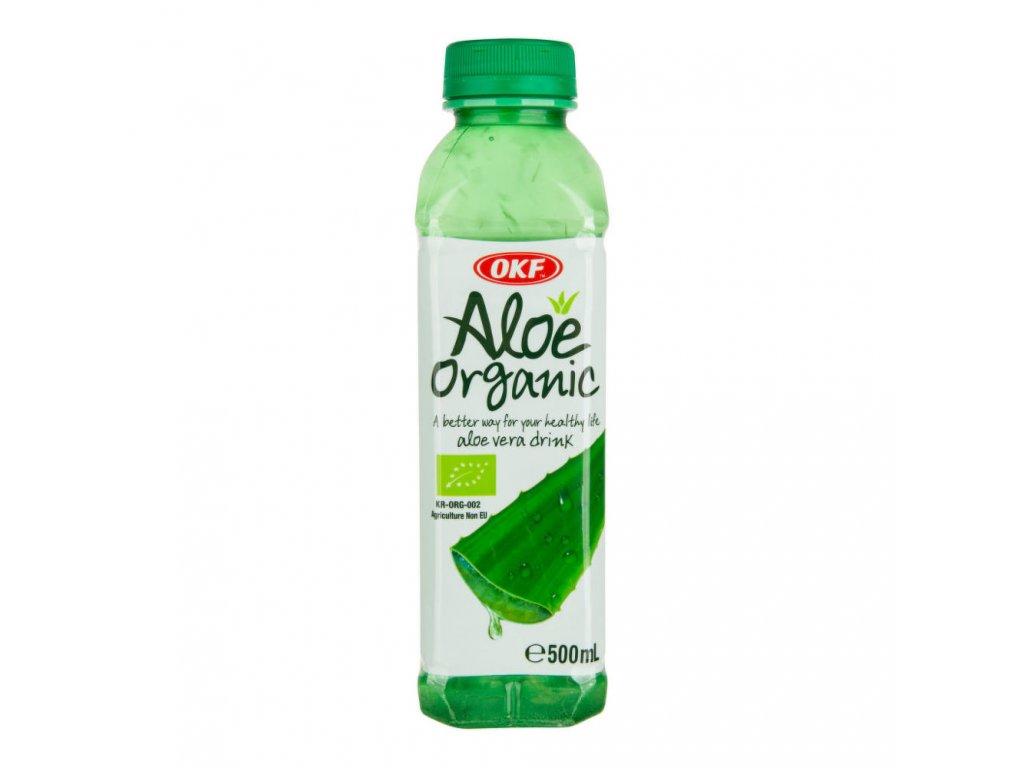 Nápoj Aloe Vera OKF BIO 500 ml