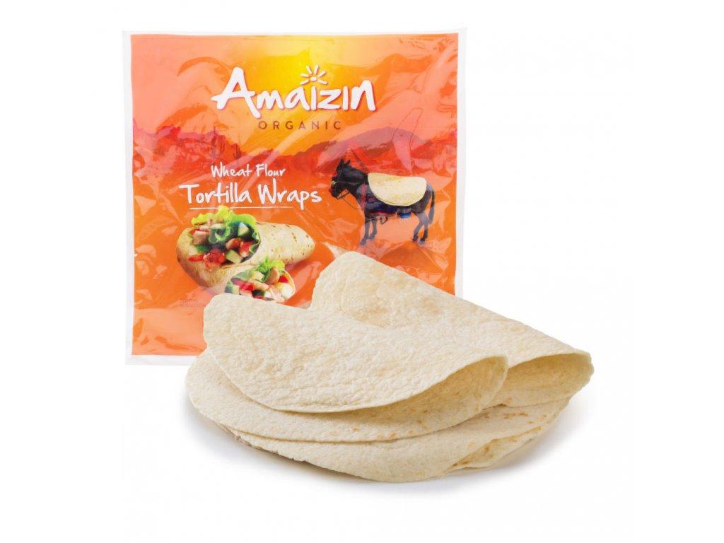 Tortily AMAIZIN BIO 240 g