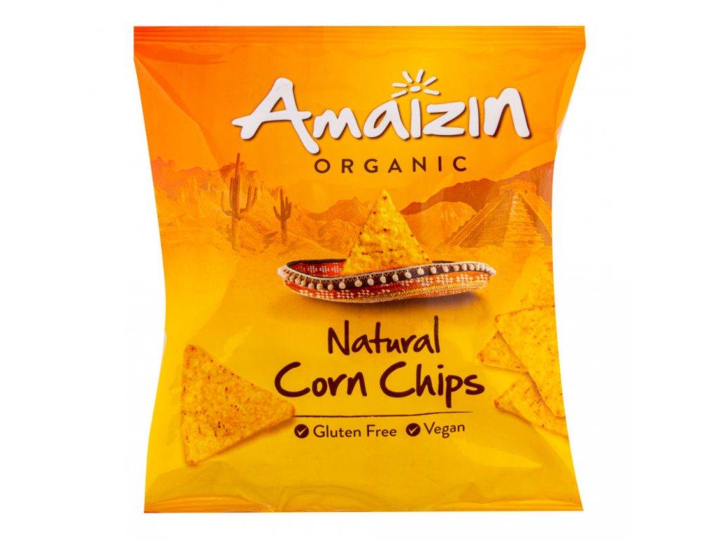 Chipsy kukuřičné AMAIZIN BIO 75 g