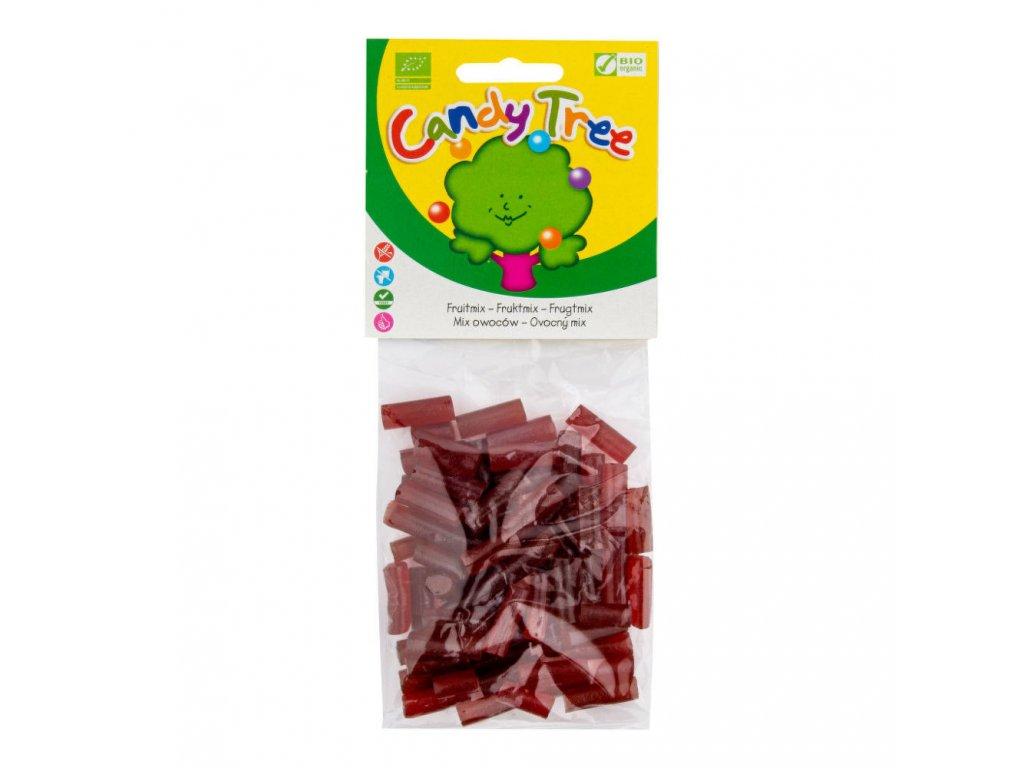 Kousky s příchutí ovoce CANDY TREE BIO 100 g