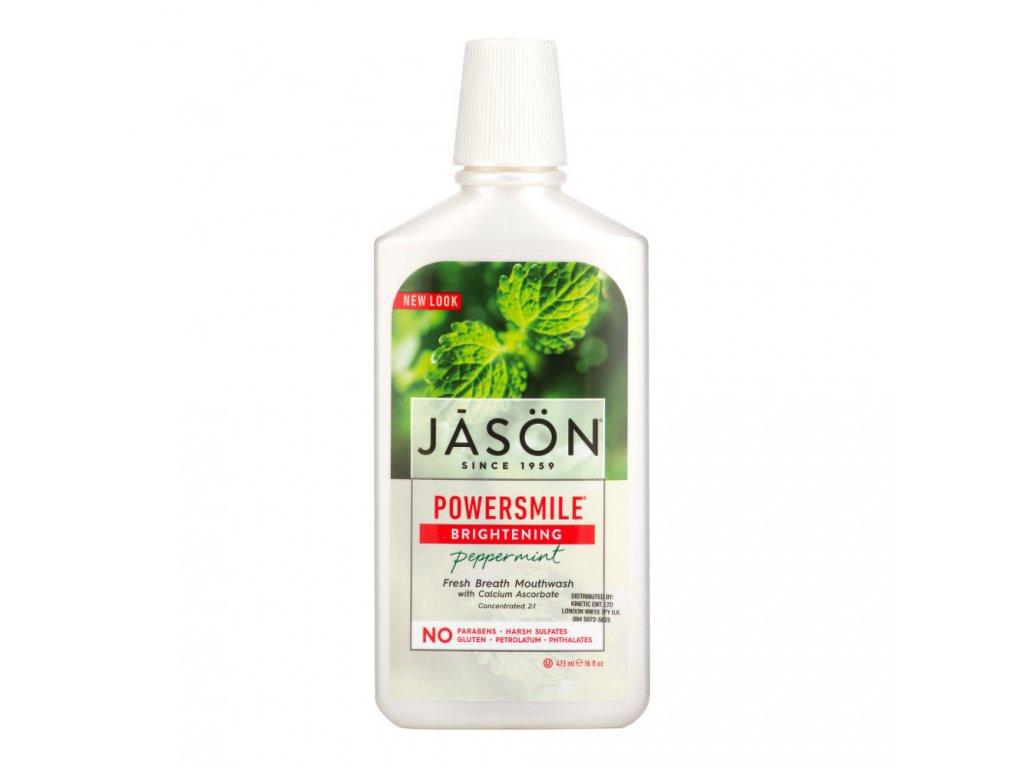 Voda ústní Powersmile JASON 473 ml