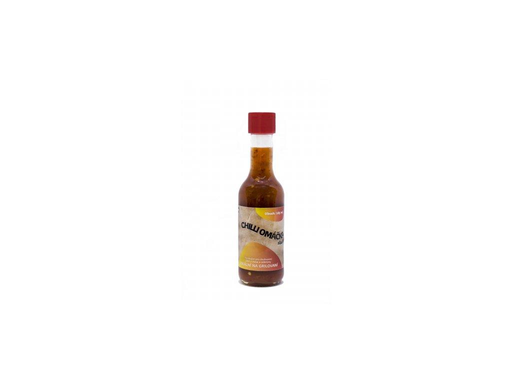 Omáčka chilli sladká mírně pálivá 185 ml EKOPRODUKT