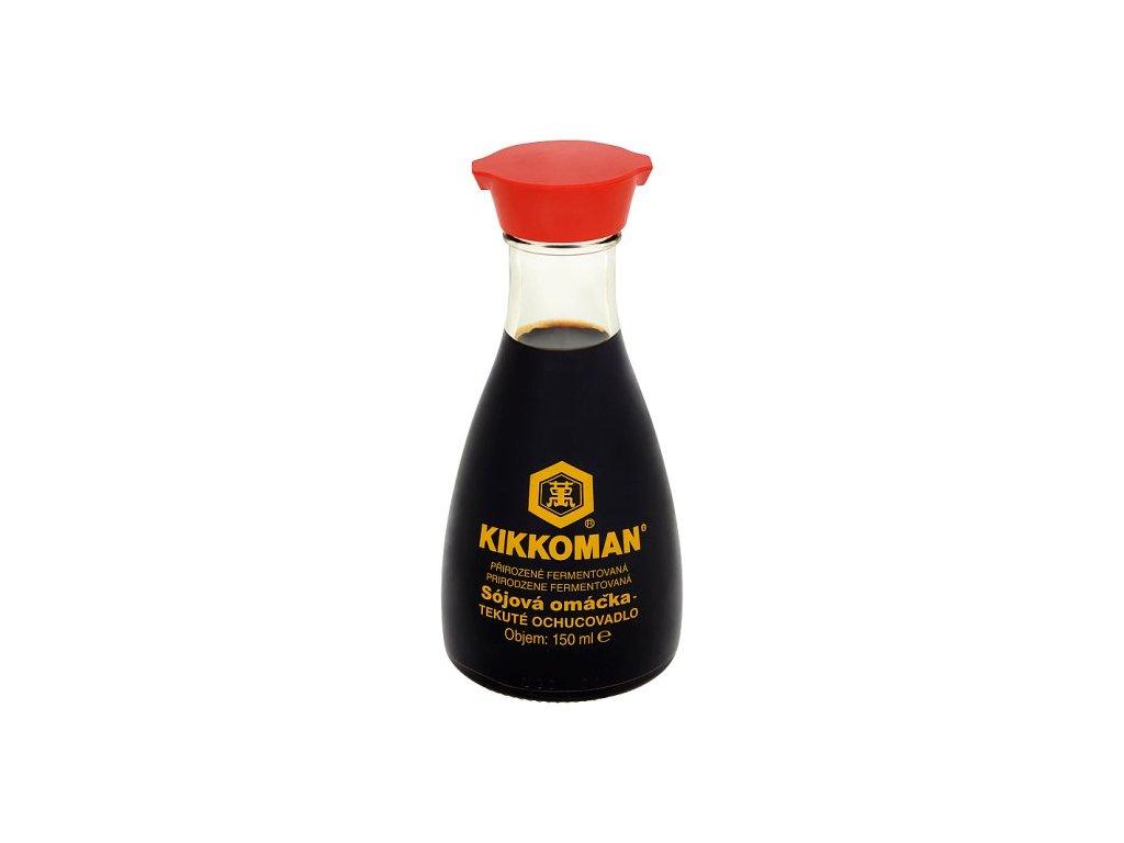 Omáčka sójová KIKKOMAN 150 ml EKOPRODUKT