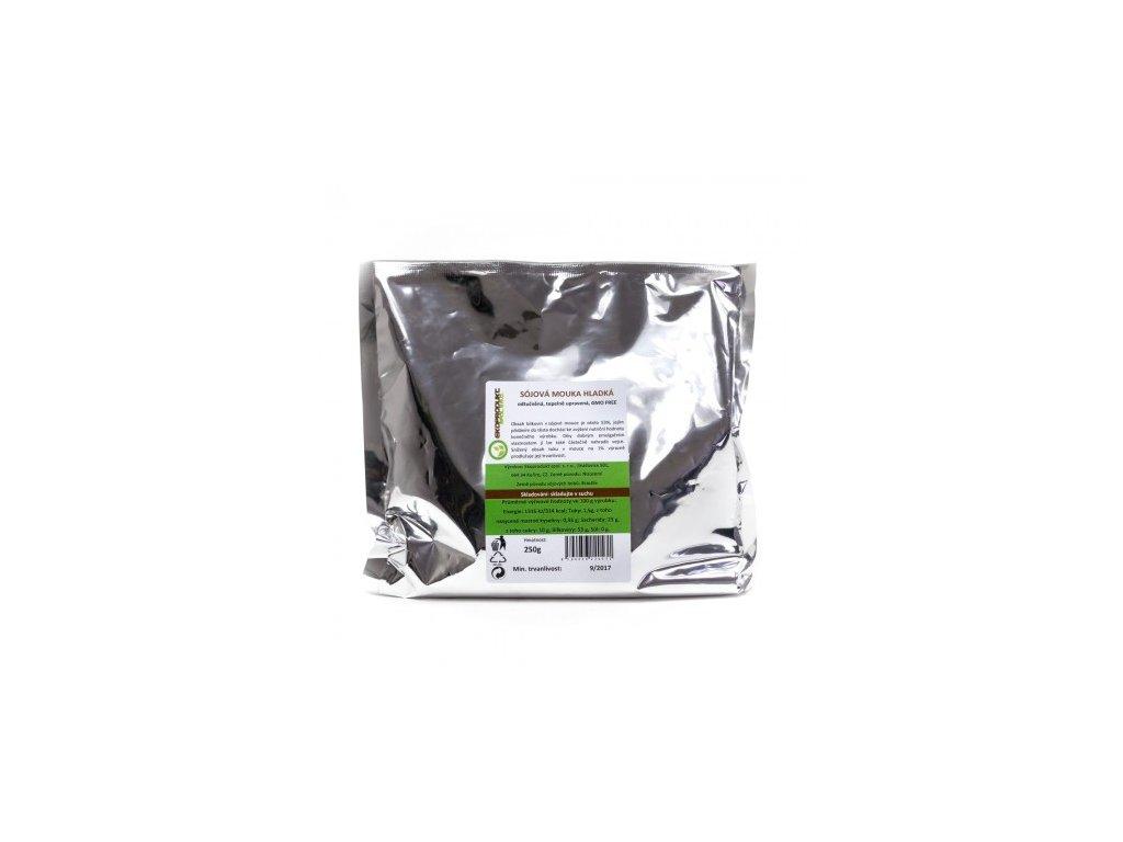 Mouka sójová hladká odtučněná 250 g EKOPRODUKT