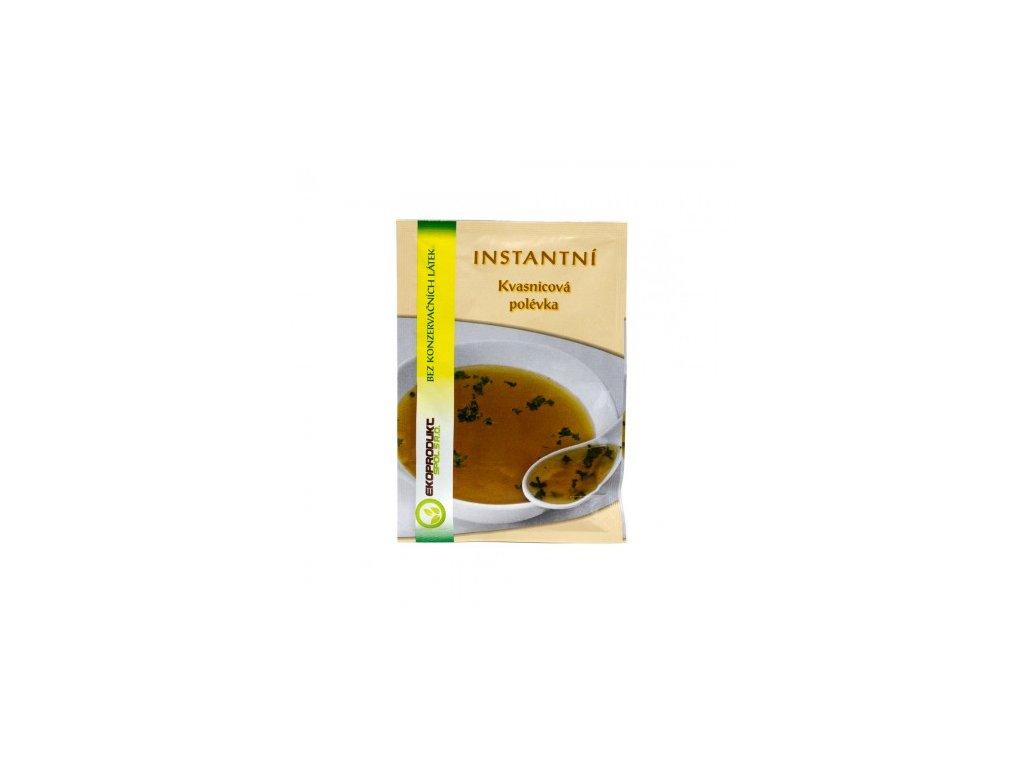 Polévka instantní kvasnicová 15 g EKOPRODUKT