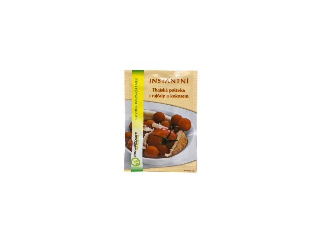 Polévka instantní rajská s kokosem 22 g EKOPRODUKT