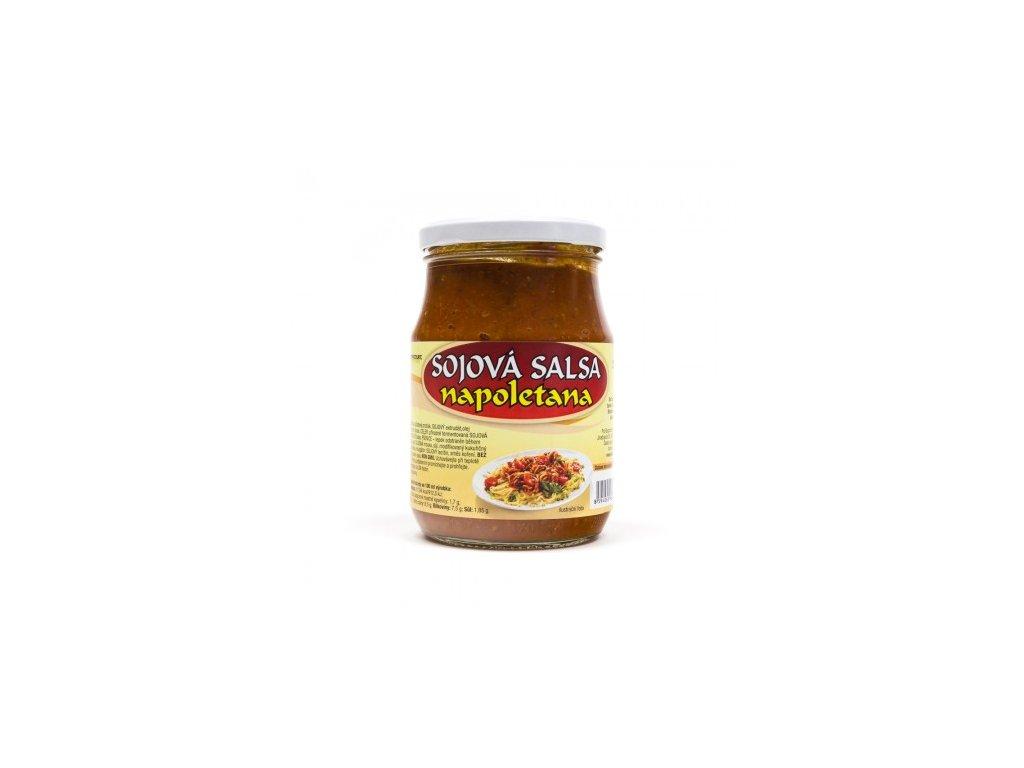 Sójová salsa napoletana 380 g EKOPRODUKT