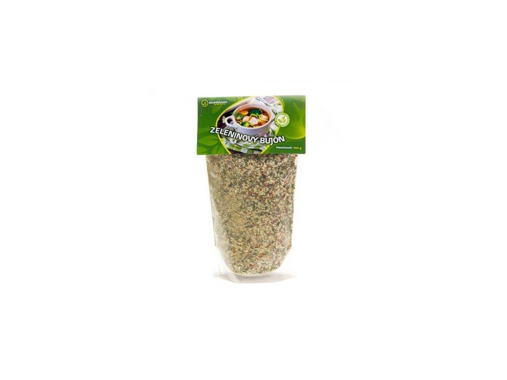 Bujón zeleninový bez glutamátu 250 g EKOPRODUKT