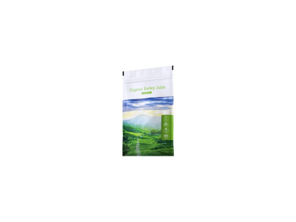 Organic barley juice powder 100 g ENERGY