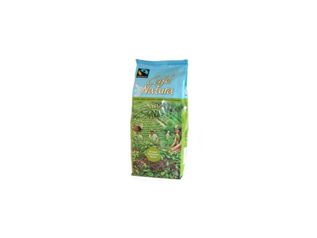 Káva mletá BIO Natura - Mexiko, Guatemala, Peru 250 g