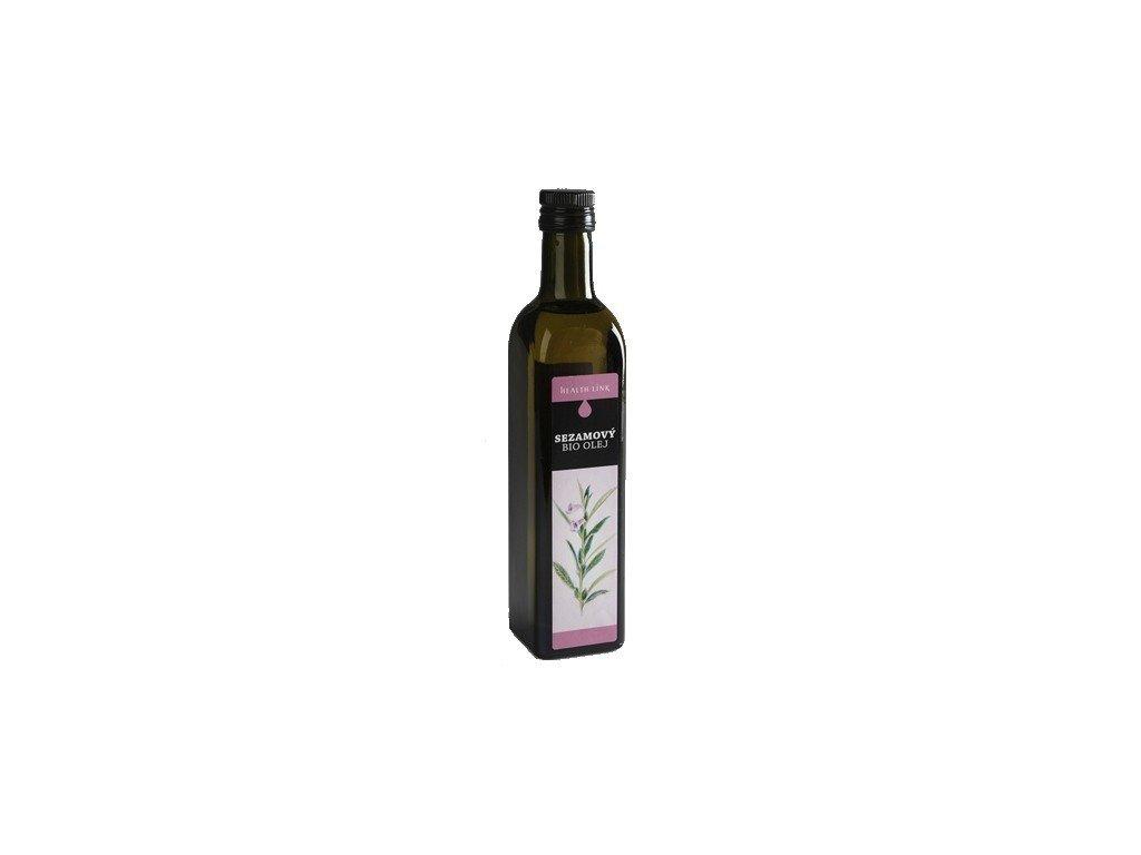 Olej BIO sezamový 500 ml HEALTH LINK