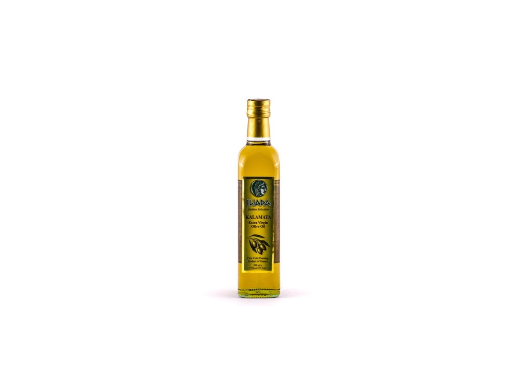 Řecký olivový olej extra virgin 500 ml ILIADA