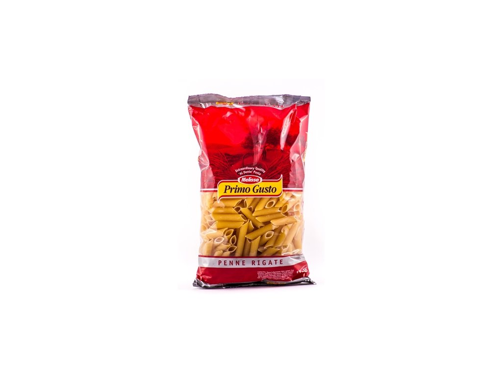 Penne Rigate - trubky 500 g MELISSA
