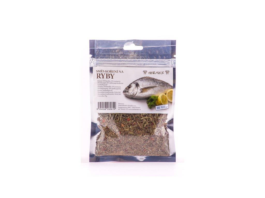 Ryba směs koření 20 g