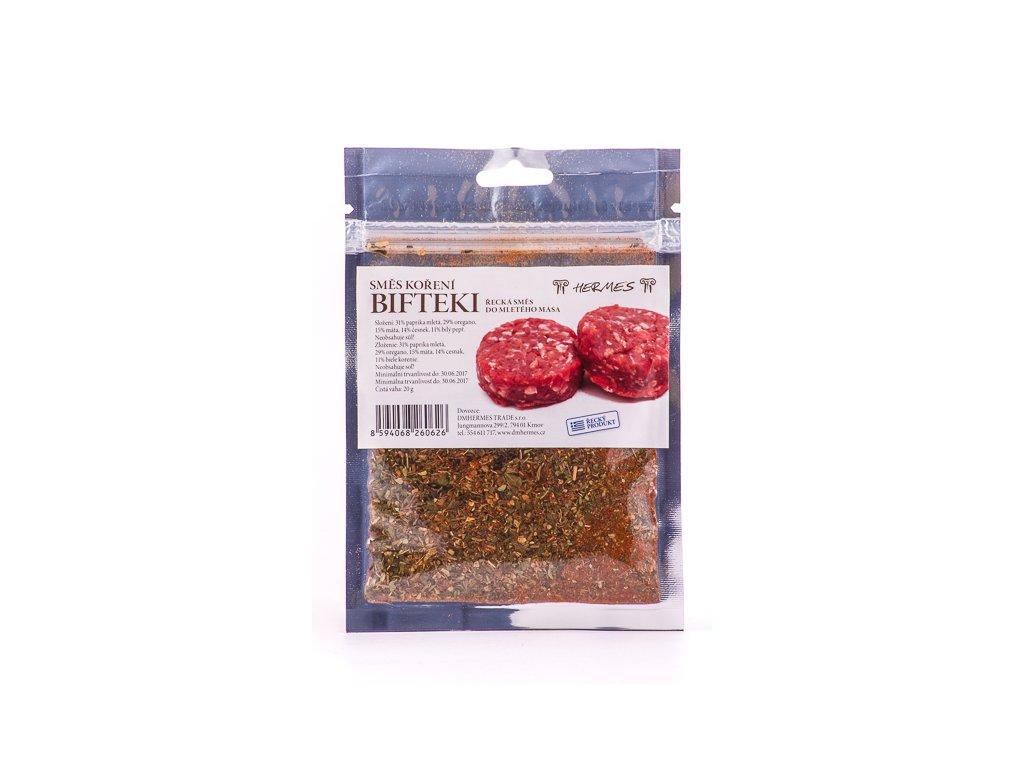Bifteki směs koření 20 g
