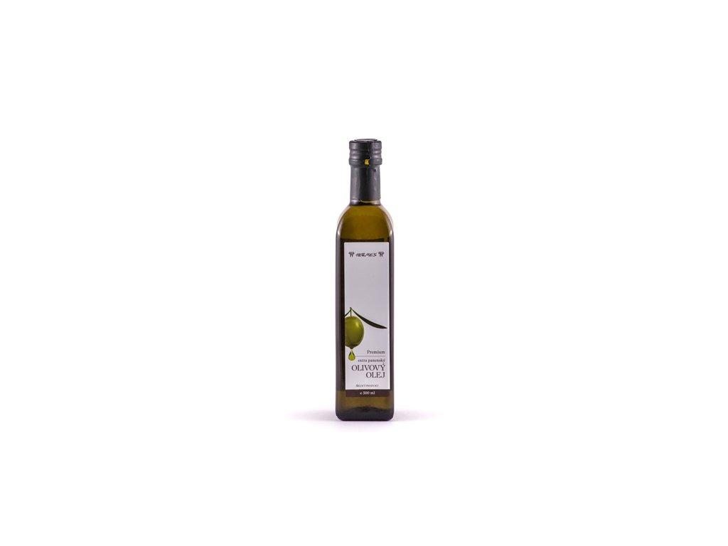 Olivový olej extra virgin 500 ml HERMES