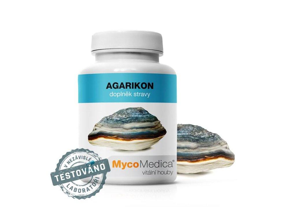 Agarikon 90x500mg MycoMedica