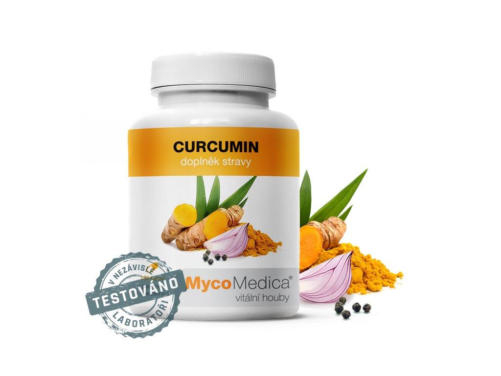 Curcumin 120x344mg MycoMedica