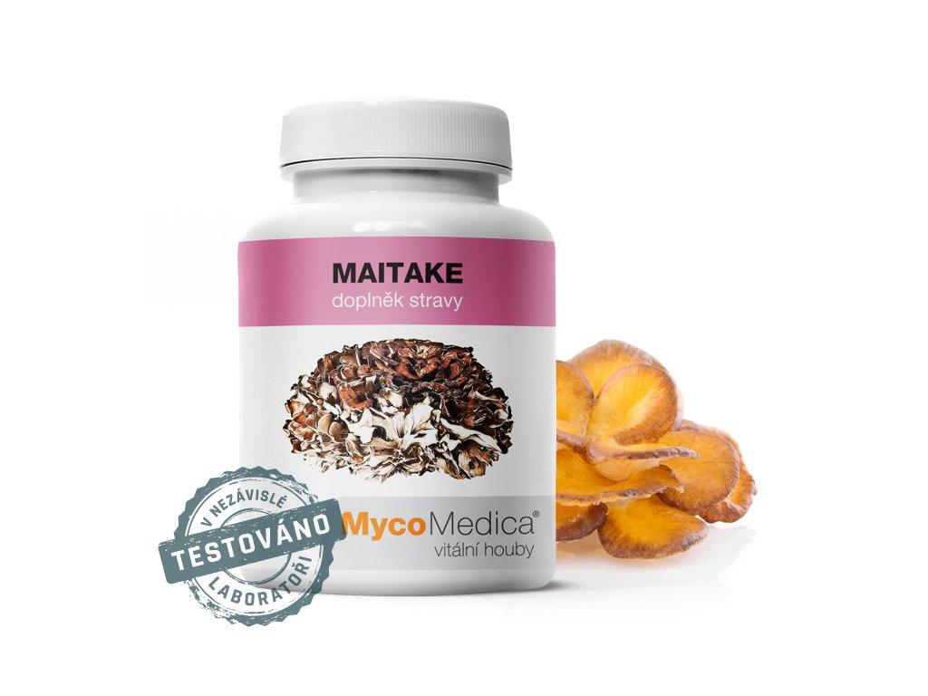 Maitake 90x500mg MycoMedica