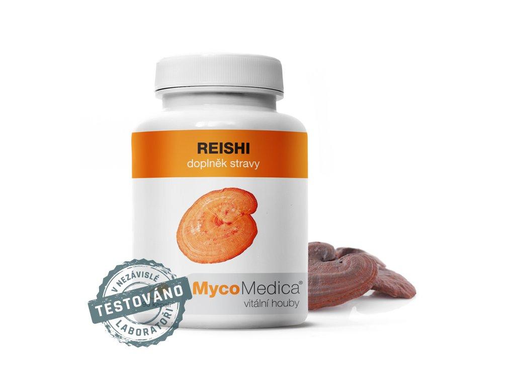 Reishi 90x500mg MycoMedica