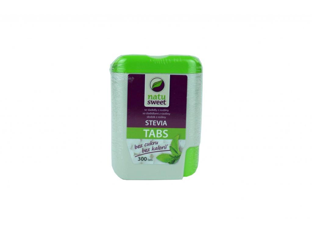 Stevia tablety 300 tablet Natusweet 18 g