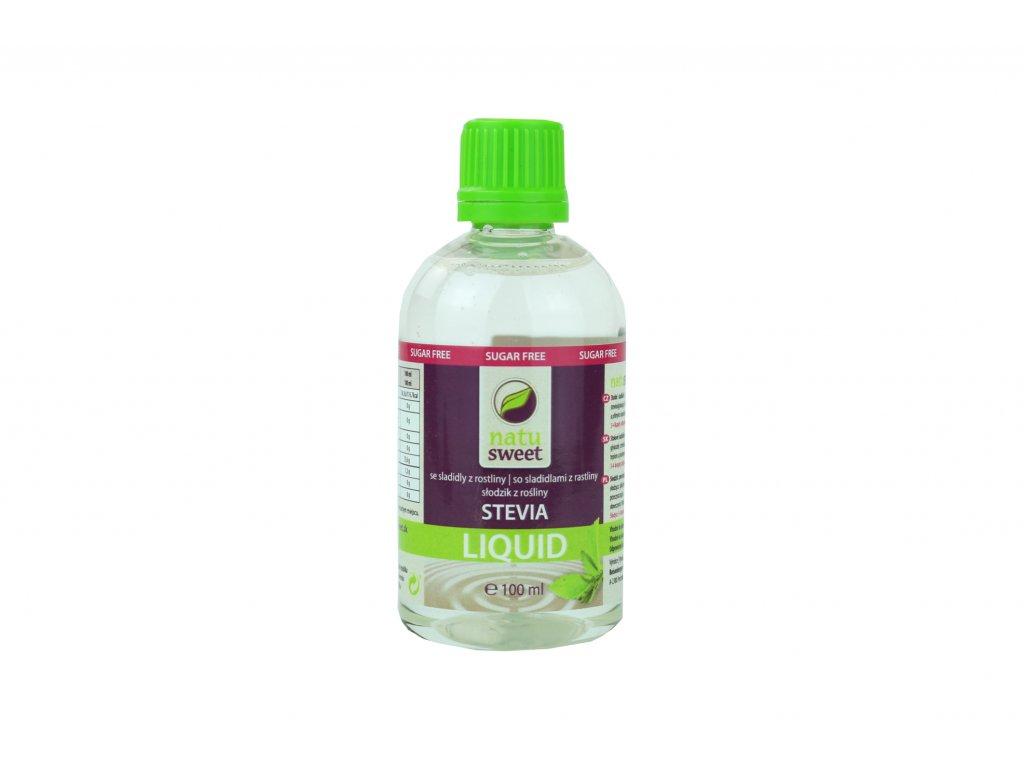 Stevia tekutá liquid Natusweet 100 ml