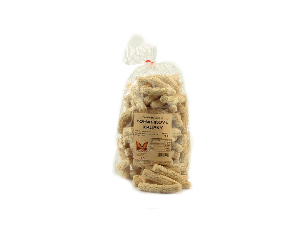 Křupky pohankové NATURAL 75 g