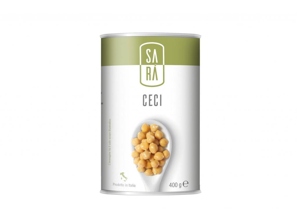 Cizrna ve slaném nálevu SARÁ 400 g