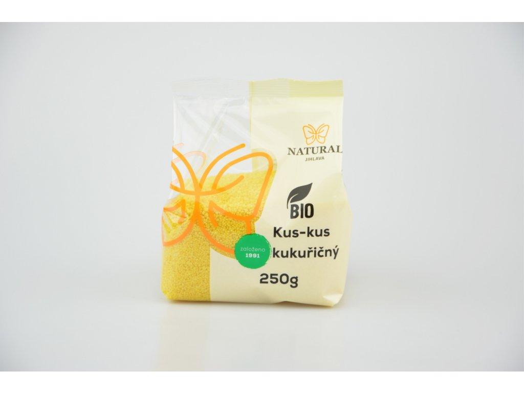 Kus-kus kukuřičný BIO NATURAL 250 g