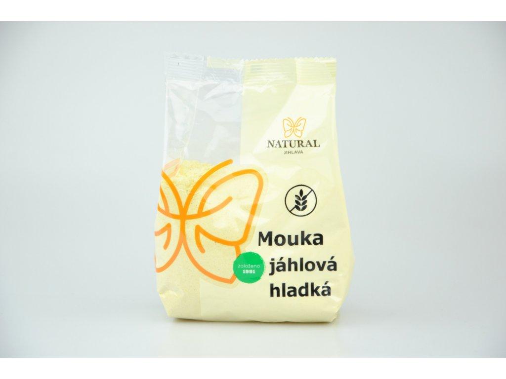 Mouka jáhelná hladká NATURAL 300 g