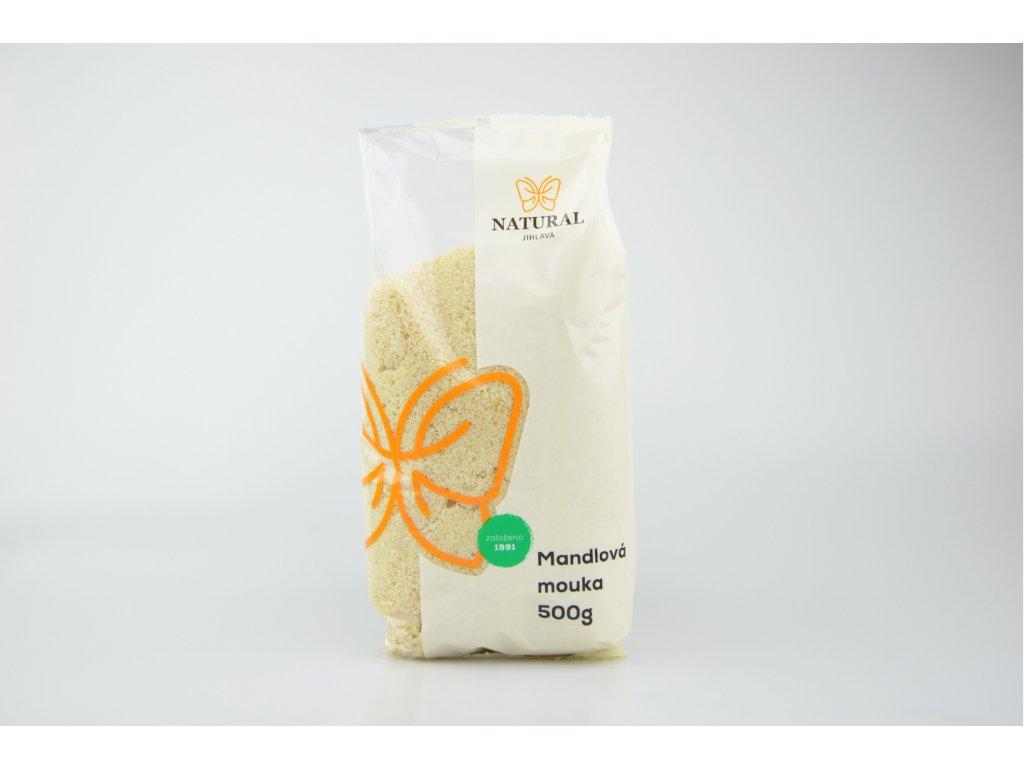 Mandlová mouka jemně mletá NATURAL 500 g