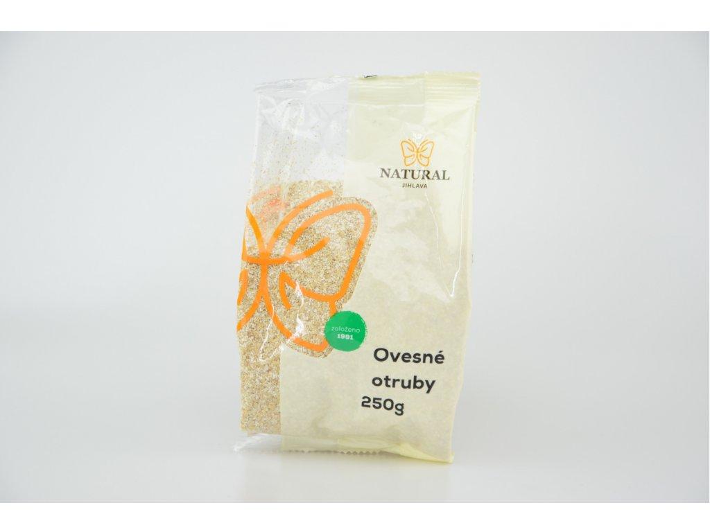 Otruby ovesné NATURAL 250 g