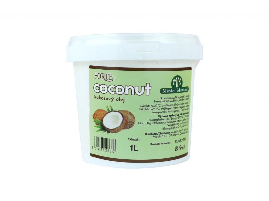 Olej kokosový Master Martini 1000 ml