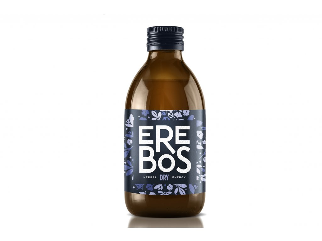 Bylinný nápoj EREBOS DRY bez cukru 250 ml