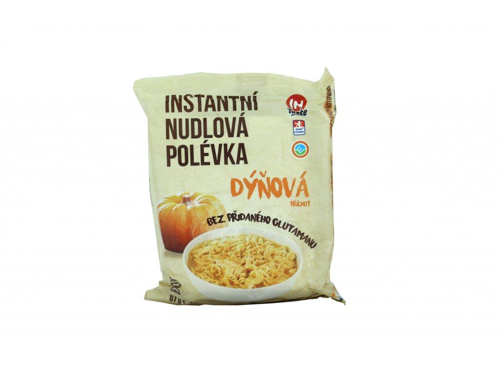 Instantní nudlová polévka dýňová ALTIN 67 g