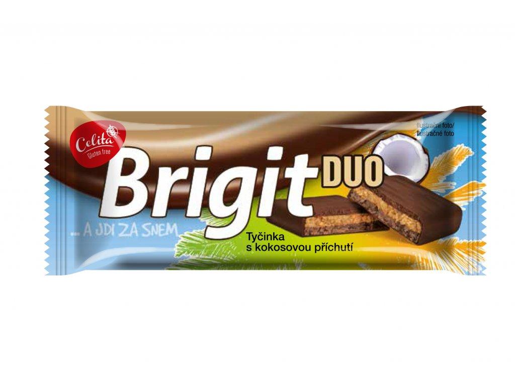 Tyčinka Brigit DUO 90 g